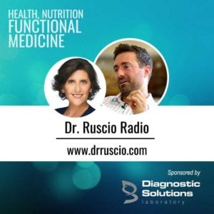 Dr Ruscio Podcast with Tania Dempsey