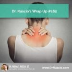 Dr. Ruscio's Wrap Up #162