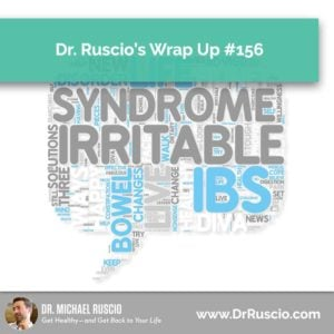 Dr. Ruscio's Wrap Up #156