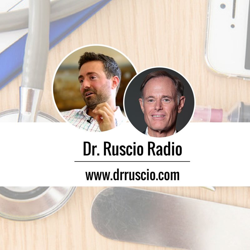 The Gut-Brain Connection with Dr. David Perlmutter - RusioPodcast DPerlmutter