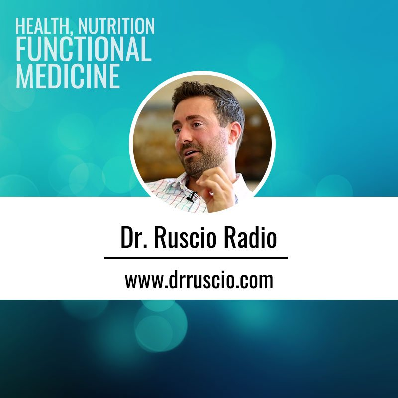 Dr. Ruscio Radio Podcast