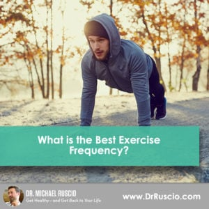 What is the Best Exercise Frequency