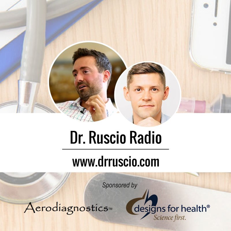 Getting a Better Workout with Clean Pre- & Post-Workout Supplements, with Dr. Anthony Gustin - DrR Podcast Gustin