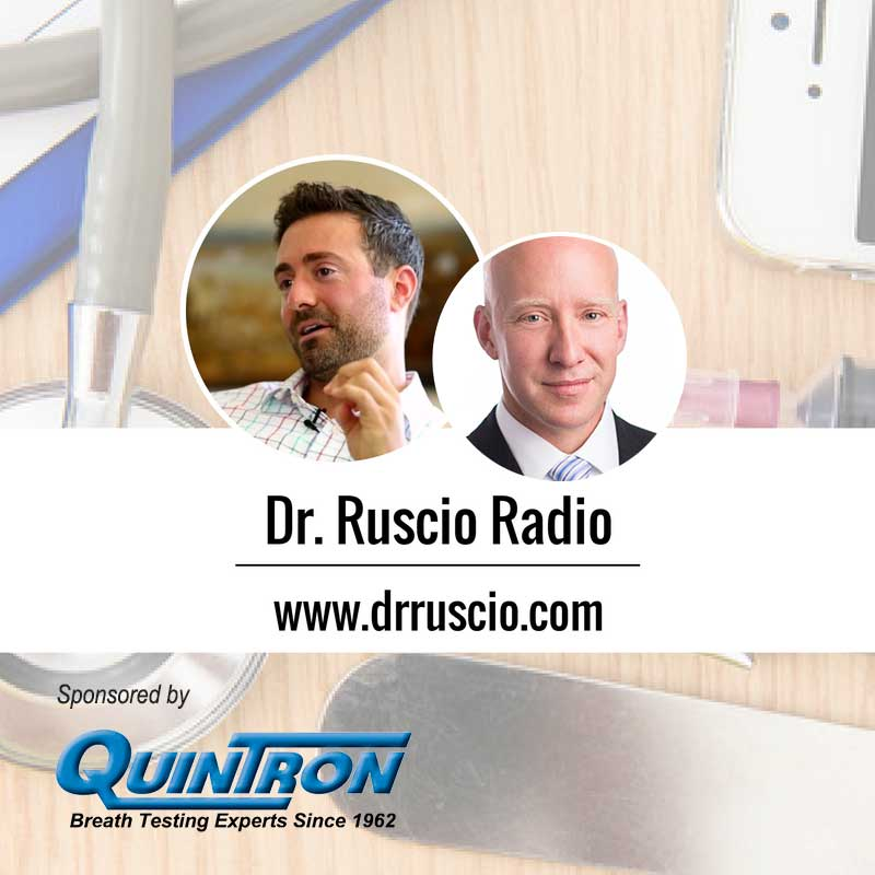 Toxins & Detoxification - Mind Blowing Information with Dr. Bryan Walsh - DrR Podcast BWalsh