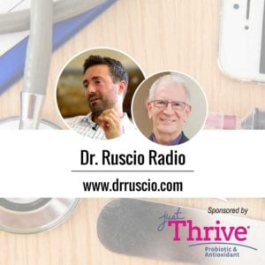 Why Flossing Could Be Ruining Your Gums & The Profound Connection Between Your Mouth, Your Mitochondria and Your Blood Pressure with Dr. Al Danenberg - DrR Podcast ADandenberg