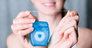 Why Flossing Could Be Ruining Your Gums & The Profound Connection Between Your Mouth, Your Mitochondria and Your Blood Pressure with Dr. Al Danenberg - Flossingshutterstock337789961