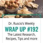 Dr. Ruscio's Wrap Up #192