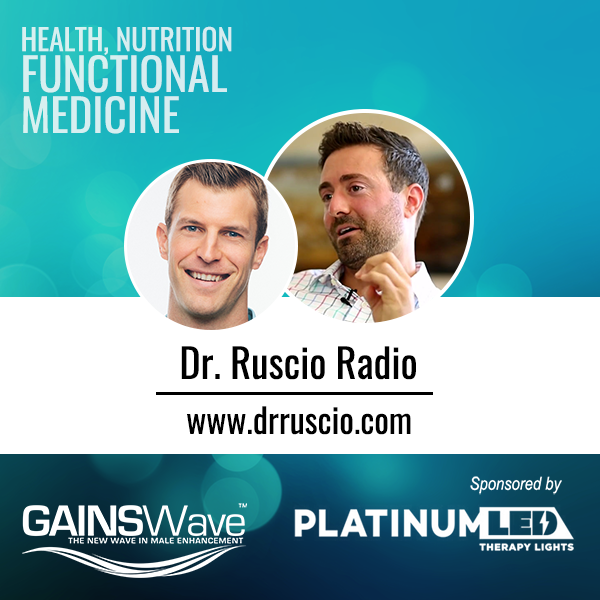 An Easy On-Ramp to the Keto Diet with Dr. Josh Axe - DrR Podcast