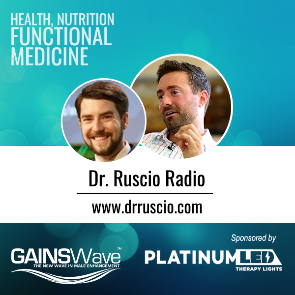 Testing To Predict Response To A Low FODMAP Diet - DrR Podcast SBennett