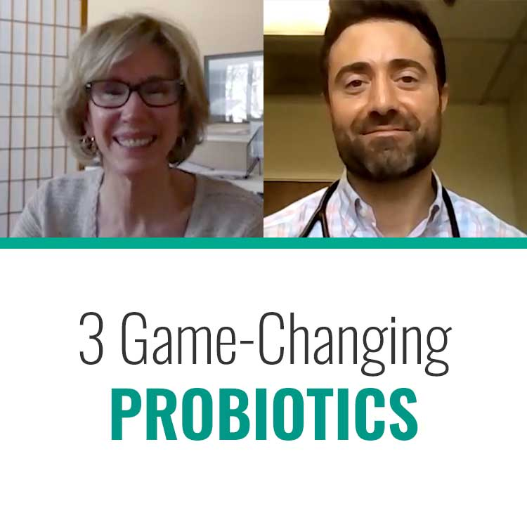 Everything You Need to Know About Probiotics, Part 3 - DrR Featured Image Phyllis