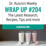 Dr. Ruscio's Wrap Up #204