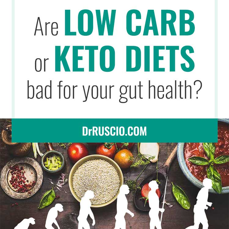 keto diet and gut health