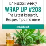 Dr. Ruscio's Wrap Up #208
