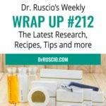Dr. Ruscio's Wrap Up #212