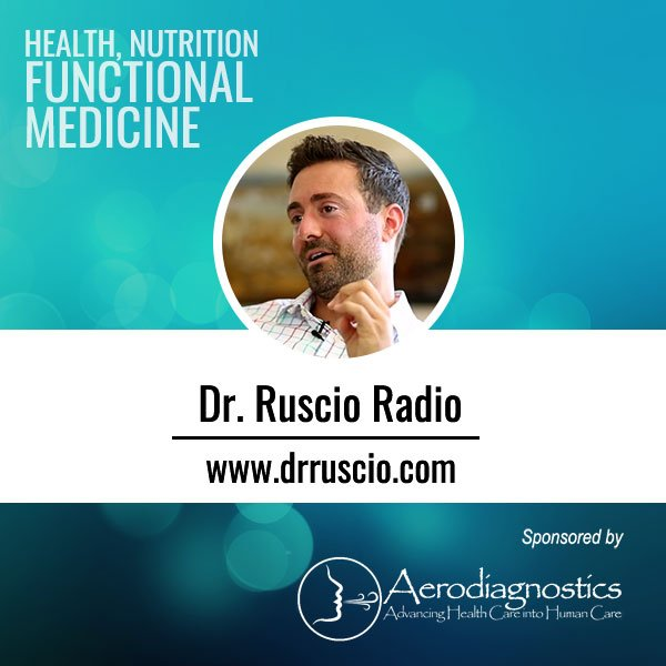 From Diarrhea and Amenorrhea to Symptom-Free and Pregnant in Just Over 6 Months - DrR Podcast Aerodiagnostics