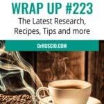 Dr. Ruscio's Wrap Up #223