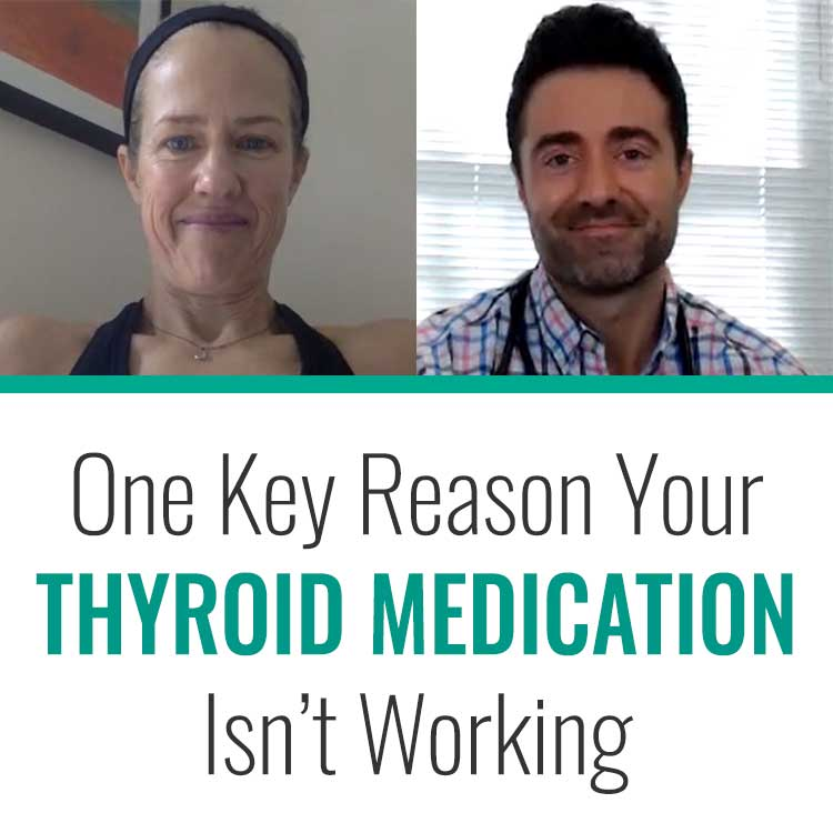 The Often Overlooked Gut-Thyroid Connection - DrR Feature Image Paige