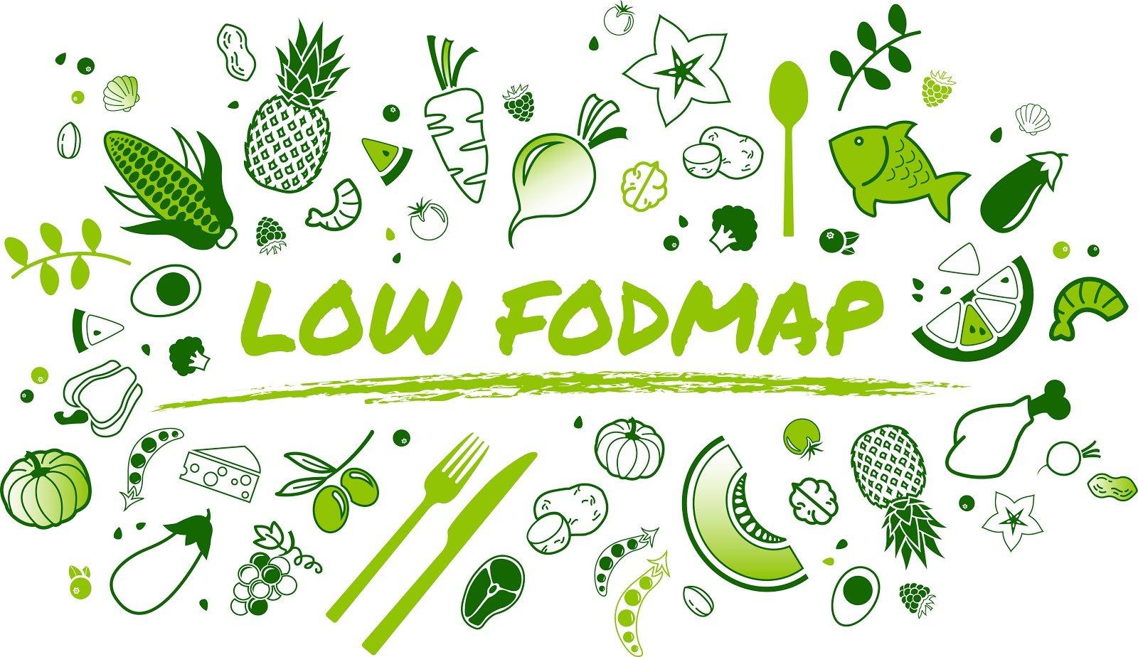 SIBO probiotics: foods included in low-FODMAP diet