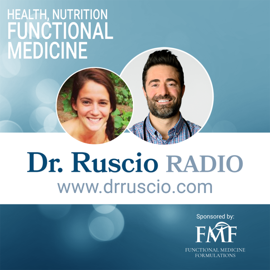Is Lymphatic Drainage a Missing Link for Gut Health? - Podcast284b StephanieGrutz
