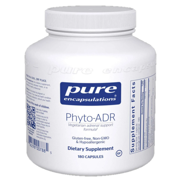 Adrenal Fatigue Symptoms: What They Really Mean - PhytoADR RP