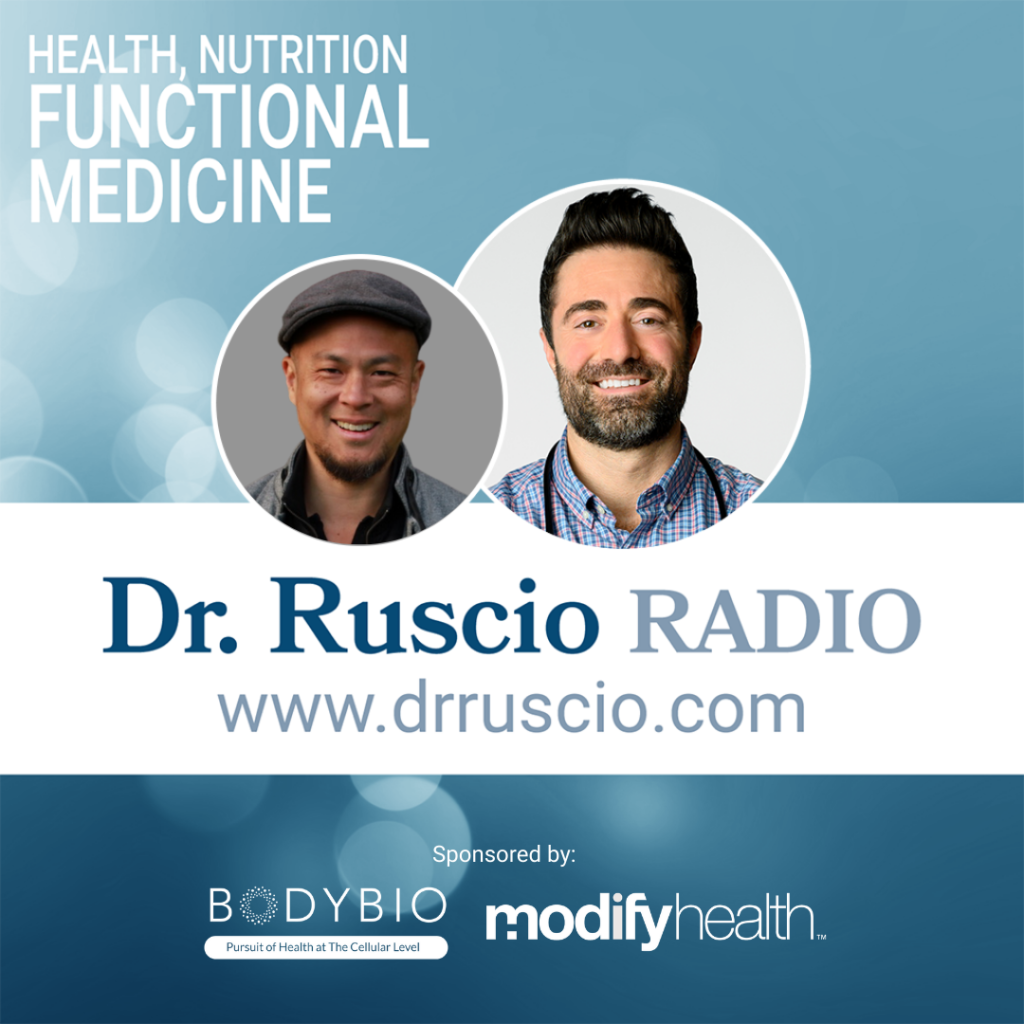 How to Heal from Post Concussion Syndrome Naturally - Podcast309b TitusChiu