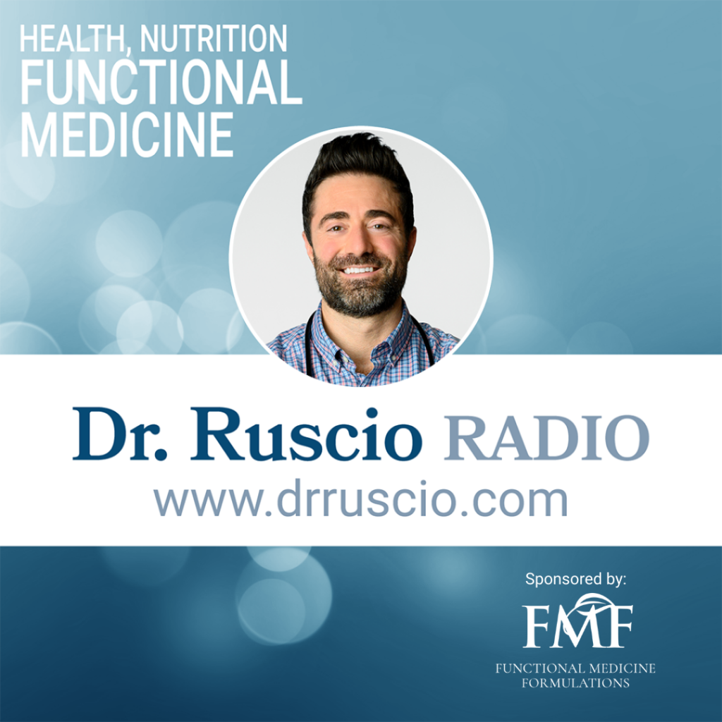Incorrect Hypothyroid Diagnosis Affects One Third of Patients - Podcast318 RuscioRadio
