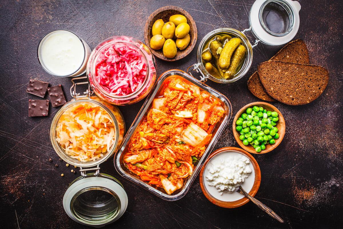 What happens when you stop taking probiotics: probiotic rich food